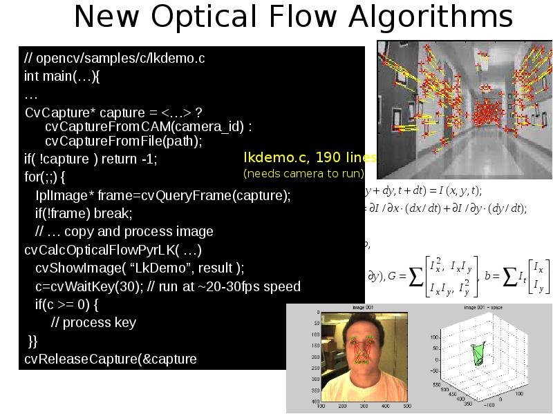 optic flow essay Eye movements and optical flow refer to a temporal change in the structure of the optic array, the pattern of light intensities in different visual directions.