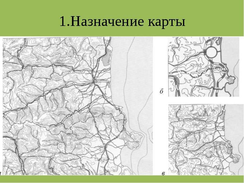 cartographic generalisation