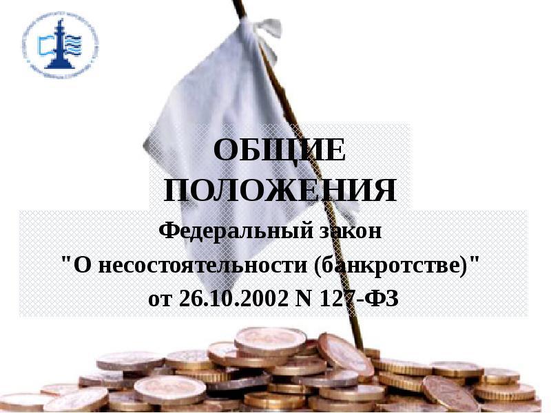 доклад закон о банкротстве