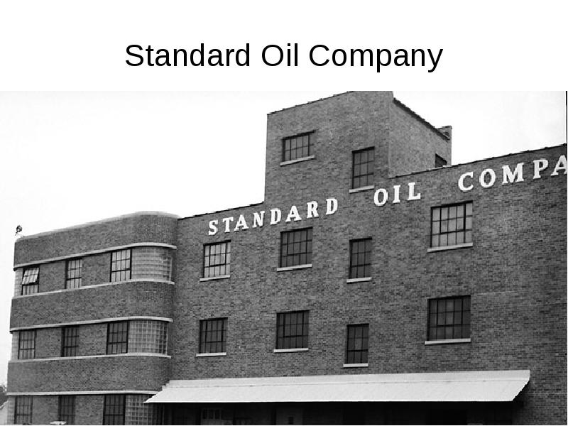 an analysis of the power of the standard oil company in the united states Headquartered in san ramon, california, chevron corporation is the second-largest integrated energy company in the united states through our subsidiaries and affiliates, chevron produces crude oil, natural gas and many other essential products.