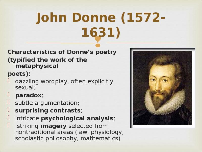 john donne 1572 1631
