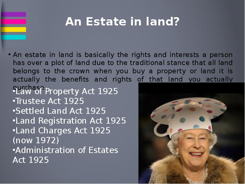 land law 1 Residential real estate transfers law property known to the seller by completing all applicable items in a property disclosure statement which satisfies the.