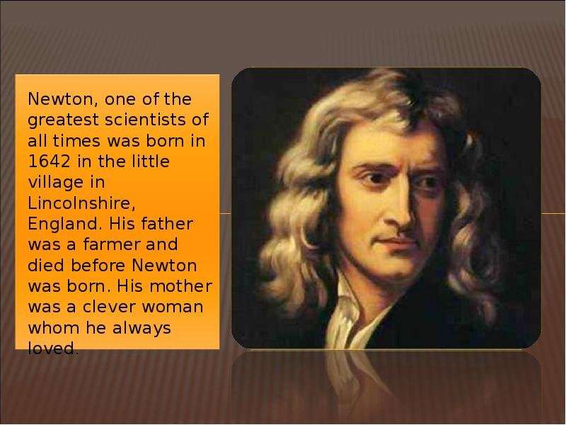 a review of margaret jeans isaac newton the greatest scientist of all times Great people sleep less six to  as a population, we sleep about 1 to 15 hours less than we did 100 years ago scientists say that sleeping 7 – 8 hours a day is normal, if you sleep less, your health can suffer from that  sir isaac newton sir isaac newton needed 3-4 hours of sleep daily.