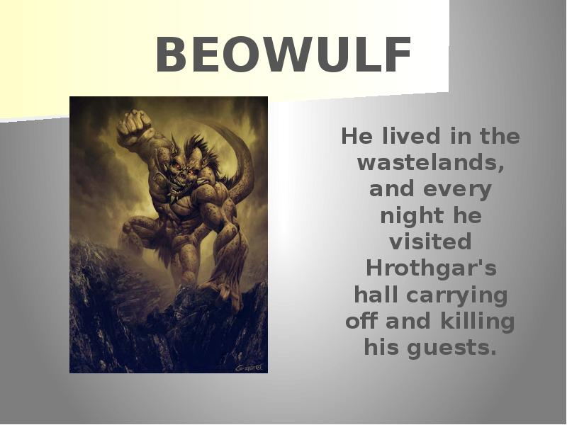 an analysis of pride in beowulf in old english literature Beowulf is the longest and greatest surviving anglo-saxon poem the setting of the epic is the sixth century in what is now known as denmark and southwestern sweden the poem opens with a brief genealogy of the scylding (dane) royal dynasty, named after.
