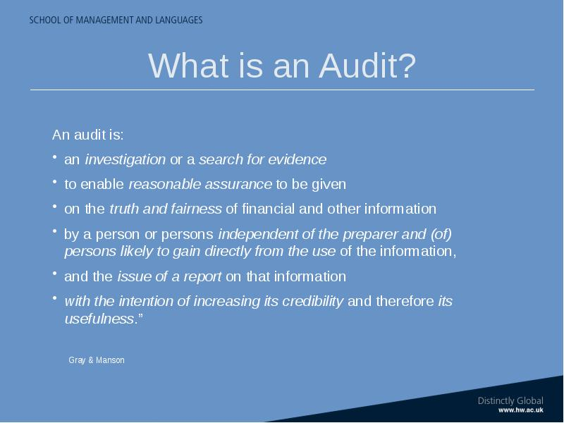 audit: investigation essay This essay discusses the roles of the corporate board's audit committee and how these roles have changed over the years the writer concludes there are sufficient regulations and requirements from the sec and the exchanges to assure the independence of the board's audit committee.