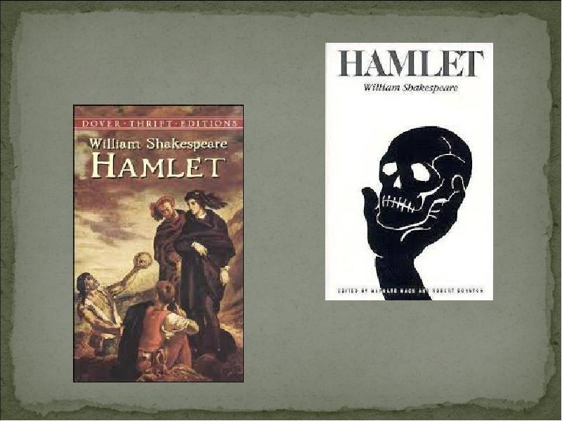 internal and external forces in hamlet by william shakespeare Shakespeare's hamlet is full of talk about death, dead bodies, murder, suicide, disease, graves, and so forth and there is no traditional christian comfort or contemporary readers who are puzzled by this should remember that in hamlet's era (and shakespeare's), a father would probably get less.