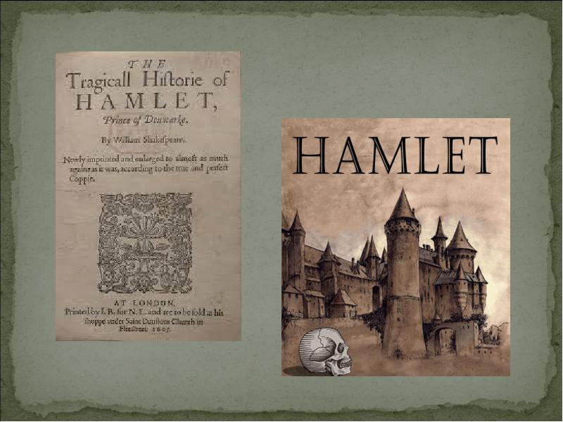imagery motifs william shakespeare s hamlet In hamlet, imagery of disease, poison and decay, are used by william shakespeare for many purposes marcellus' line in act i illustrates the use of this imagery very well, something is rotten in the state of denmark.