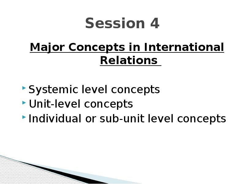 systems of international relations Dependency and world-systems theories christopher chase-dunn international power relations this approach suggested that international inequalities were.