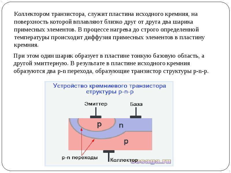 Схема смещения с фиксированным током базы