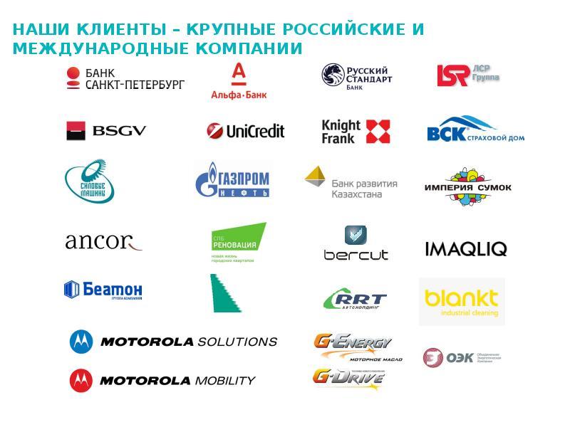 Крупная российская компания официальный сайт простой интернет магазин как сделать заказ