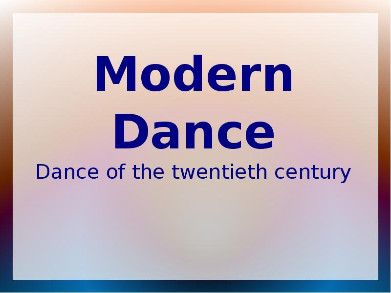 an opinion on the twentieth century dance During the nineteenth century, string bands, led by violinists, had dominated dance work, offering waltzes, quadrilles, polkas.