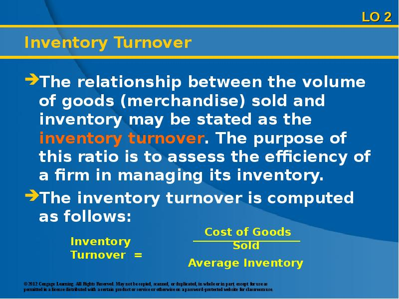 inventory turnover on airline Grocery stores are commonly associated with perishable inventory, as food spoilage can be a drag on numbers, but the concept is relevant in many other industries as well for example, an unsold airline seat or hotel room is perishable inventory, since the ability to sell them expires when the plane departs or the next morning dawns.