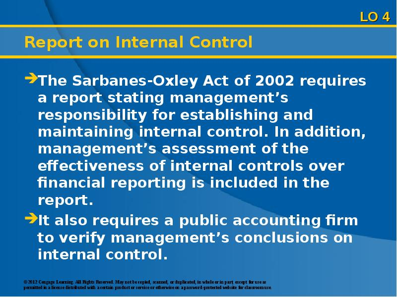 conclusion in internal control Conclusion coso's 2013 internal control framework  implementing the enhanced guidance for internal control over external financial reporting.