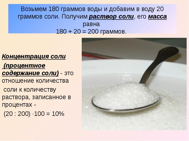 Как делать раствор солевой в домашних условиях