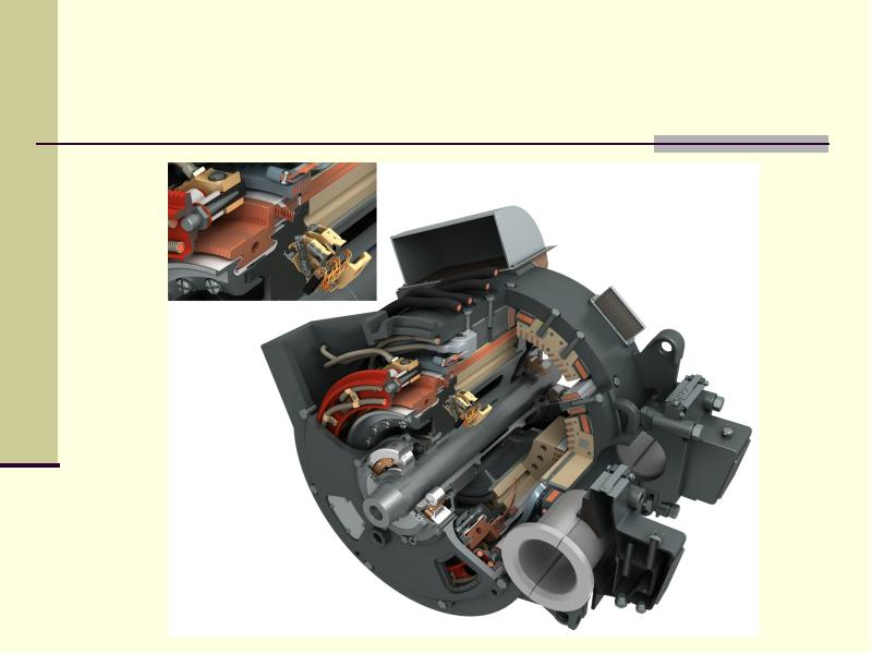traction motor How diesel locomotives work by karim nice the trucks two of the traction motors removed from a truck each motor weighs 6,000 pounds.