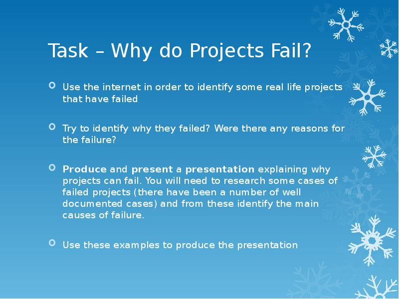 is project
