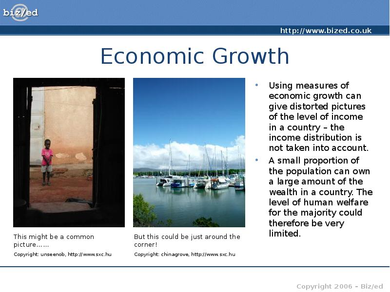 economic growth as a measure of No matter how we measure economic growth, it needs to be pursued in a smart way the extraordinary economic expansion of the past 50 years was clearly a success in terms of gdp: the world economy is six times larger, and average per capita income has almost tripled but what about the environmental.