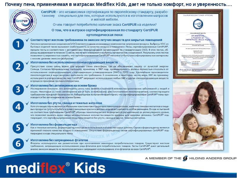 Mediflex happy kids отзывы
