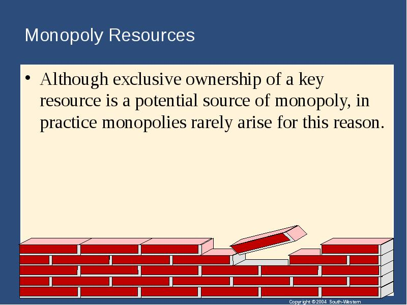 what are the sources of monopoly The sources of monopoly power pdf doc is the property of its rightful owner permission is granted to download and print the materials on this web site for personal, non-commercial use only, and to display it on your personal computer provided you do not modify the materials and that you retain all copyright notices contained in the materials.