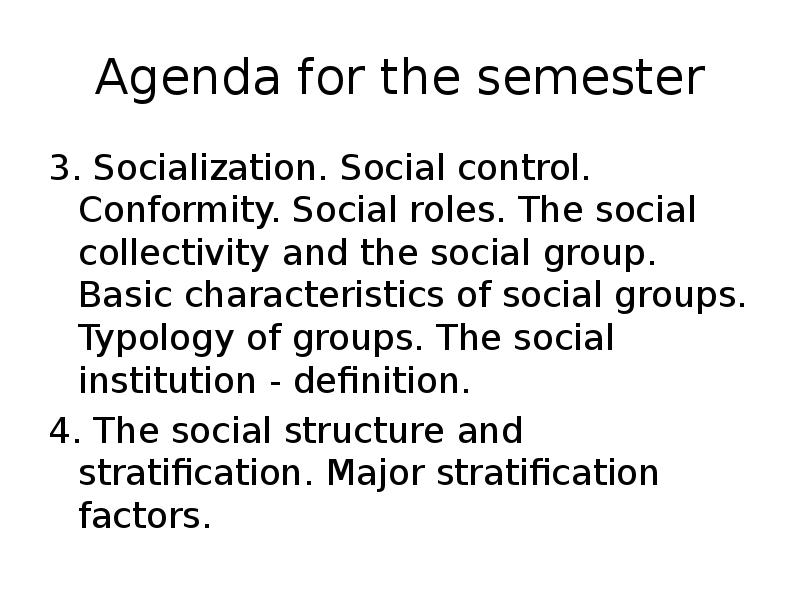 """sociology and socialization Chapter 5: socialization openstax college this work is produced by the connexions project and licensed under the  fields of psychology and in sociology, have described the process of self development as a precursor to understanding how that """"self"""" becomes socialized."""