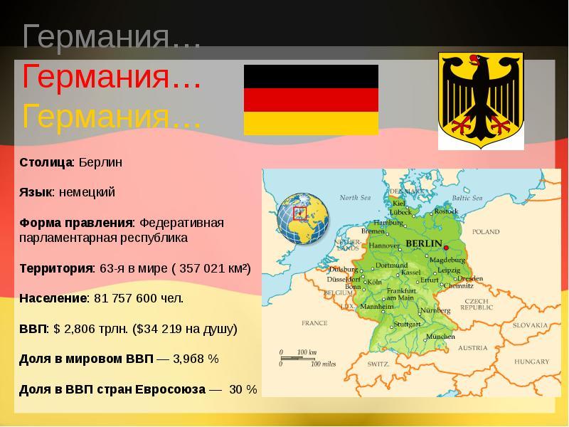 Взрослой, картинки о германии и немецком языке