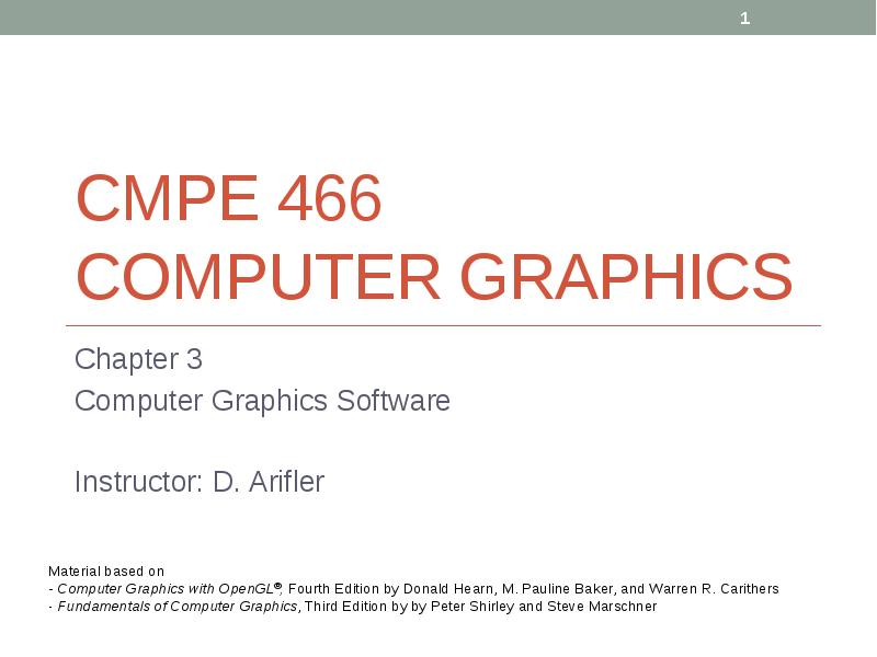 survey on computer graphics and its applications A survey and performance [computer graphics]: distributed/network graphics, i34 [computer graphics discussing different applications for cluster-based rendering.