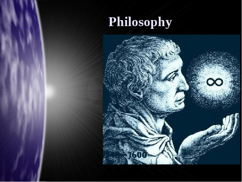 a biography of giordano bruno a philosopher Synopsis: all knowledge strives to know the one everything is god all matter is one with god matter is made of atoms the sun, not the earth, is at the center.