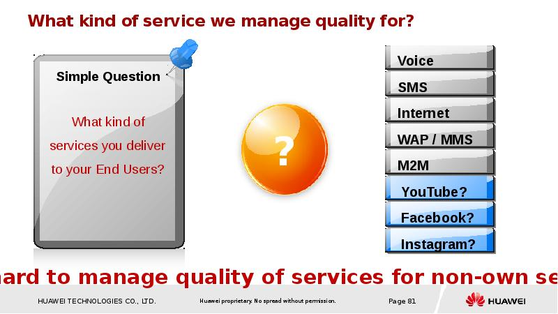 service quality management The central value of the division of quality management and development is improving the quality of care to individuals including standardizing, improving, and monitoring the quality of services in state facilities and community programs.