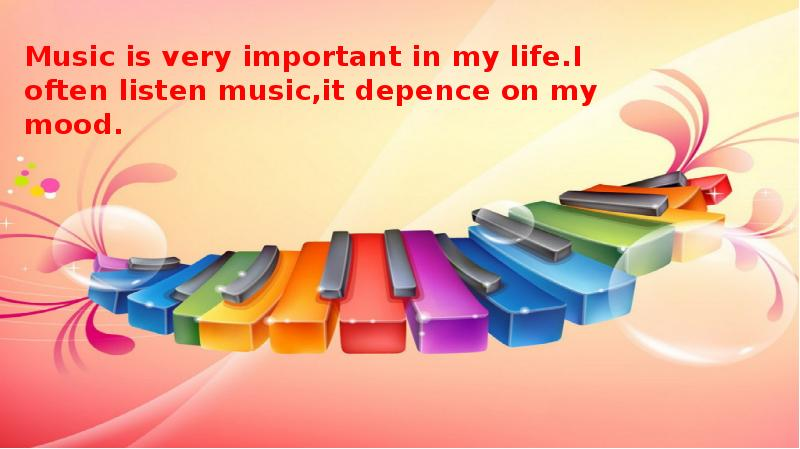 the importance of music in various fields of human life Why is music important did you know that music making is part of what makes humans human every culture makes music not only that, every past culture has made music too musical instruments are amongst the oldest man-made objects ever found.