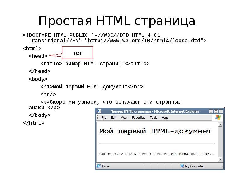 Пример создания своего сайта на html программа атом для создания сайтов