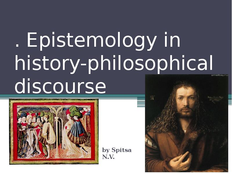 understanding epistemology The term epistemology can be also be deconstructed 'episteme' means knowledge and in literal terms, epistemology is the study of knowledge by being clear about the way(s) in which we might obtain valid knowledge we are in turn being clear about the nature of any knowledge claim that we might make.