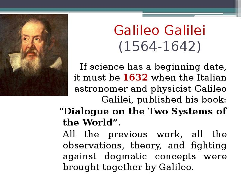 galileos daughter science in history I recently re-read the book galileo's daughter, a historical memoir of science, faith, and love, by dava sorbel it is a book that i highly recommend to those.