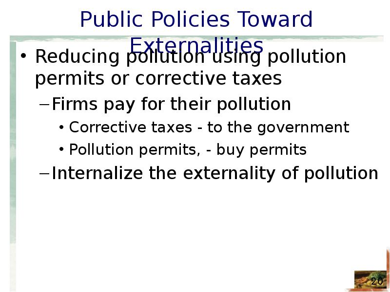 policies to reduce pollution essay example We will provided here essay on pollution in english pakistan people also pollute their surroundings in different ways for example they ruin the natural beauty of environment by spreading litter government should play their role to reduce pollution and make environment friendly policies.