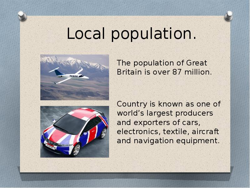 the success of great britain as the first country to industrialize The first stages of the great industrial revolution and a still the first country in continental britain other european countries.
