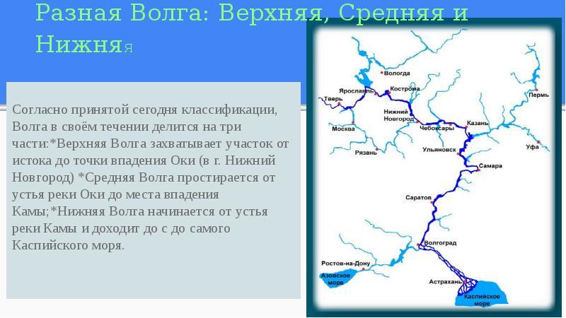 адоевцева рассказала, куда впадает река волга картинка презентом бонапарта