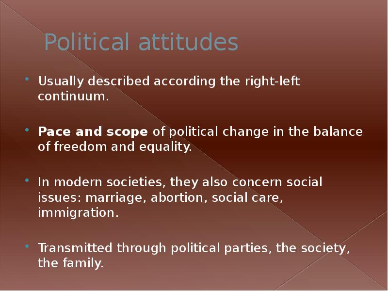 politics and social change in the Political, economic, and social effects of social political united states -more out of wedlock births directly after and during the war due to change in ratio.