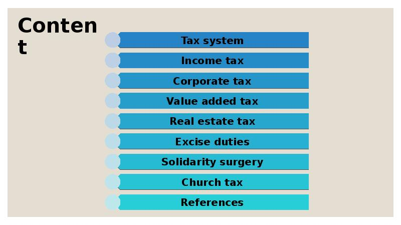 system of tax In canada, the federal, provincial and municipal governments collect money from individuals and companies to help pay for government programs and services.