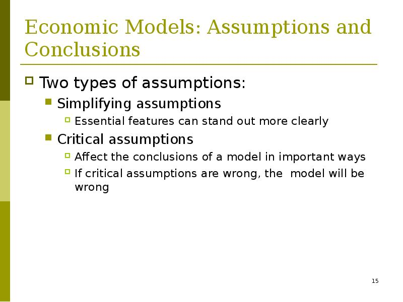 types of probability and economic models There are four primary types of economic systems in the world: traditional, command, market and mixed each economy has its strengths and weaknesses, its sub-economies and tendencies, and, of course, a troubled history below we examine each system in turn and give ample attention to the.