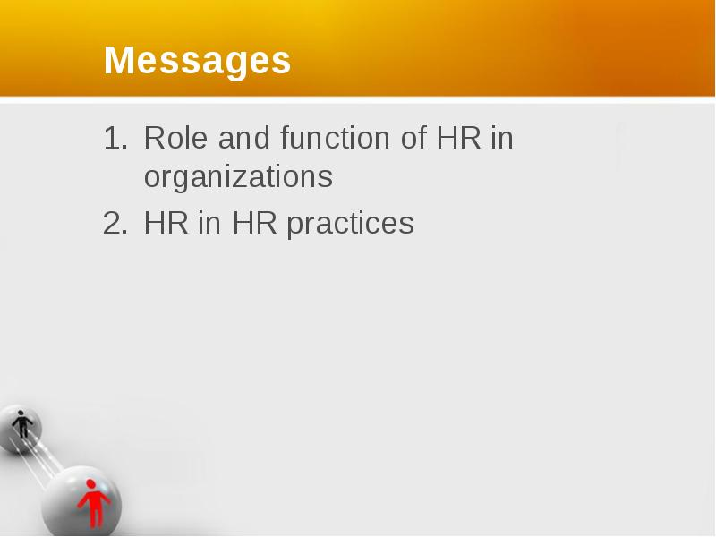 understanding organisations and the role of hr Understanding organisations and the role of human resources essay sample this core unit provides an introduction to the role of human resources and learning and development (hr/l&d) within an organisation and the environmental context.