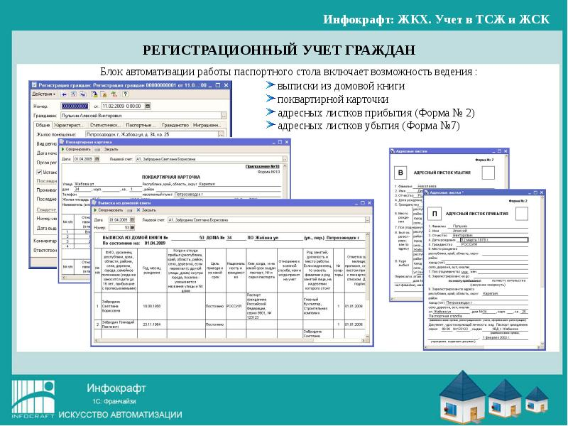 Программы для ведения бухгалтерии в тсж бухгалтерские услуги составление бухгалтерской и налоговой отчетности