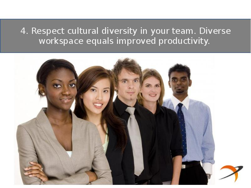 the importance of diversity in the management of companies Ok, you understand the importance of diversity in your company you've likely seen the research that points to better business results or maybe you.