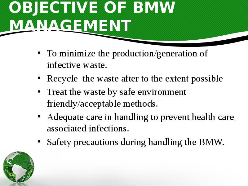 correct management of the environment minimises the spread of infection As part of a comprehensive safety and health management system, you can take steps to decrease or minimize the spread of mrsa at the workplace.