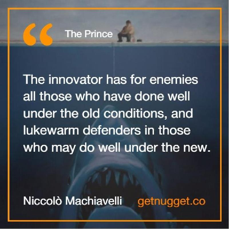 an overview of the society in the prince by machiavelli The prince is a 500-year-old document, but machiavelli's insight into what makes a good (or we might say bad) politician still rings true in modern politics.