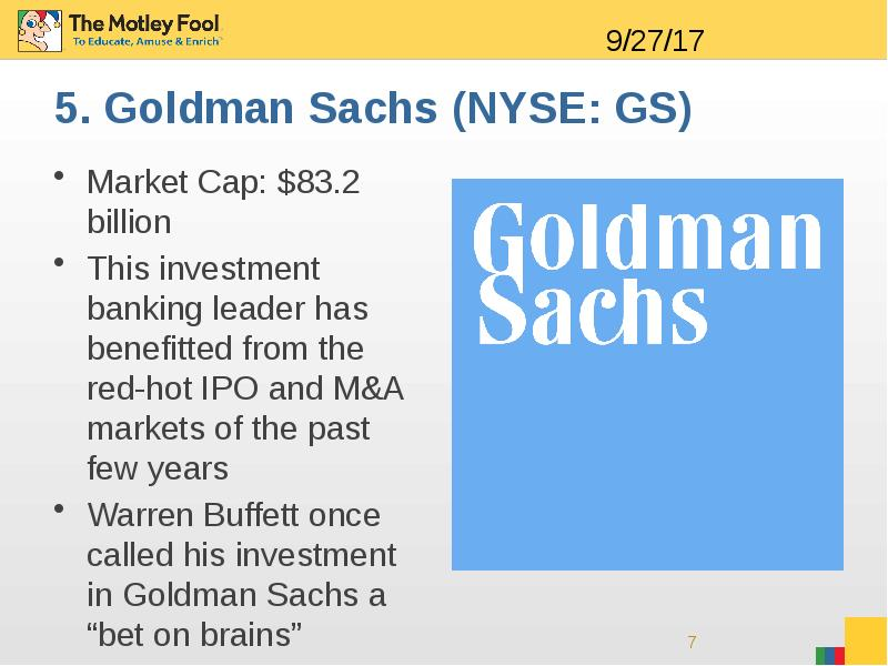 goldman sachs banks on cultural capital case study Were goldman and sachs guilty of not disclosing the trade strategy to investors through their numerous practices of investment tools which they were using sec files a fraud case against goldman sachs, an industry leader, is now being investigated for unfair investing scandal.