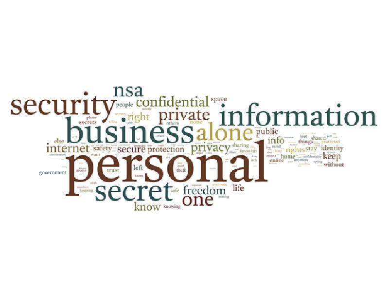 personal privacy in the information age Technology as a threat to privacy: ethical challenges to the information profession personal rights in the information age (1996) information technology.