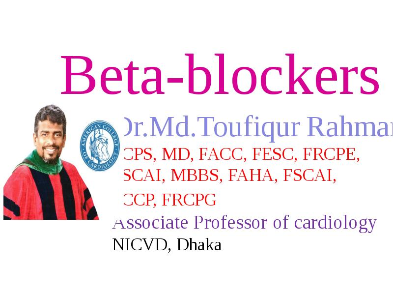 giving beta blockers to someone with In most people the hypertensive reac-tion would probably not be dangerous they may just develop a headache and other discomfort  the dangers of beta-blockers and epinephrine john r horn, pharmd, fccp, and philip d hansten, pharmd rx drug interactions it would be prudent to avoid all beta-blockers in patients who are at risk of anaphylaxis, including those receiving immunotherapy or those.