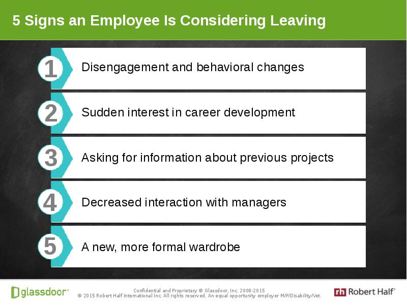 resigning employees and knowledge outflow At first place why company was not able to retain the good employees and why should an employee has to say all goodie goodie things about the management at the time of exit when it is coz of the management they are leaving the company.