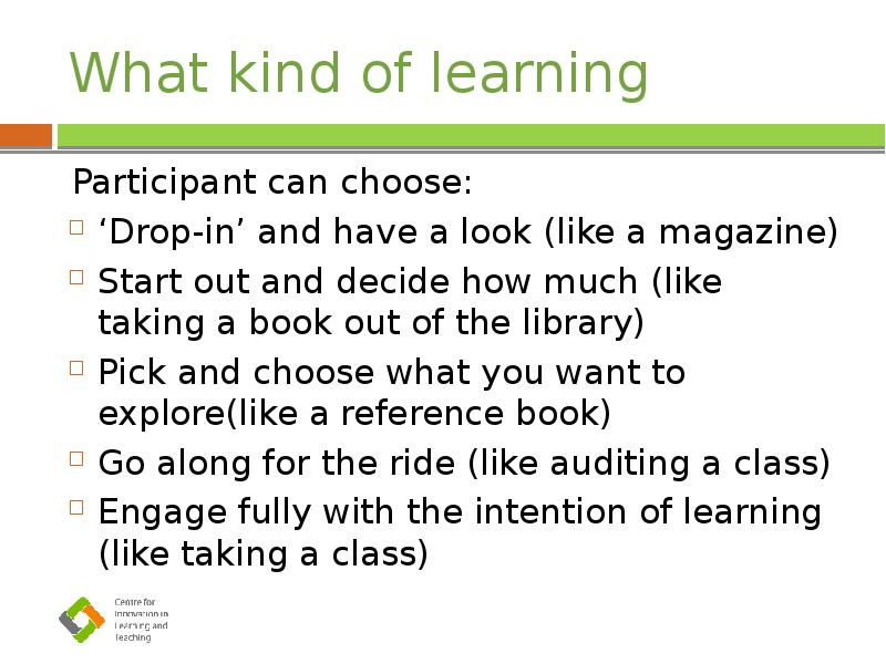 what kind of a learner i What kind of learner are you everyone learns a little differently find out what learning style best suits you you might be surprised start questions answer these simple questions to find out what learning style best suits you auditory, visual, hands-onyou might be surprised at what works best for you.