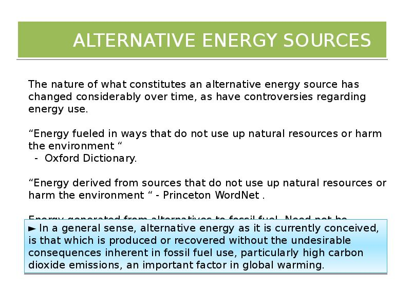 awareness about the energy sources of the world essay Many countries use non-renewable energy sources because they are very concentrated forms of energy nevertheless, non-renewable energy is bad for environment because it causes of pollution and can lead to global warming.