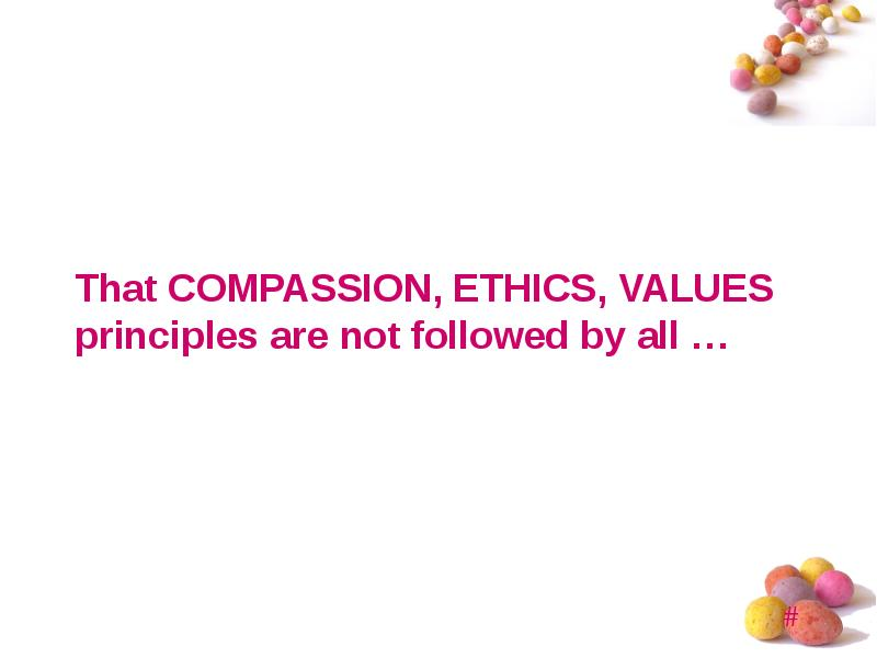 ethics of compassion Dt strain june, 2010 the notion of stoic compassion may seem an oxymoron to some, but this all depends on our knowledge of stoicism and our conception of compassion.
